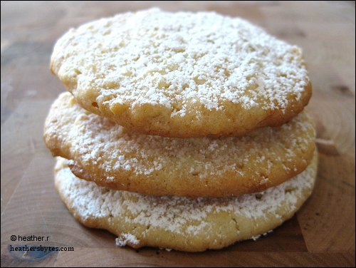 Caribbean Lime Cooler Cookies