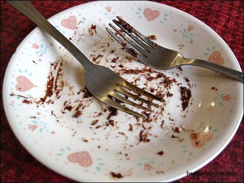 Chocolate Truffle Tartlets