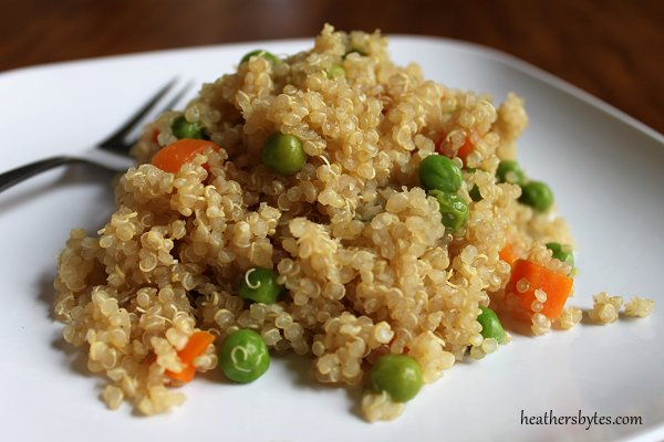 quinoa heather s quinoa recipe new favorite quinoa dish heather